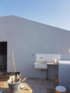 קבלן שיפוצים במרכז בביצוע שיפוץ דירת פנטהאוז באיזור תל אביב כולל פנים וחוץ. צילום: אלי