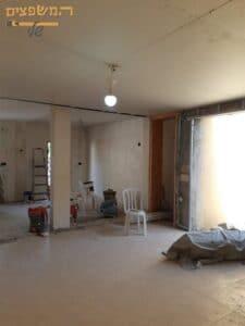 קבלן שיפוצים באשקלון - שיפוץ דירה בשכונת שמשון. צילום: ערן
